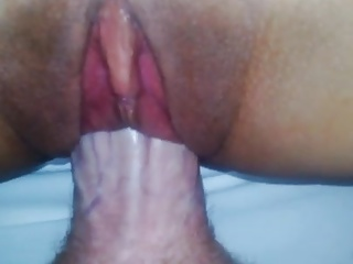 Tight pussy asian creampie