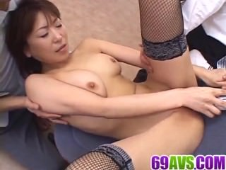 Curmudgeonly tryst sex scenes with Jun Kusanagi