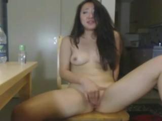 Kitchen solo increased by culminate Asian mom Miyo