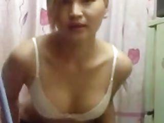Arab dance tease by Asian girl