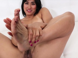 Mia Li Foot Fetish Interview