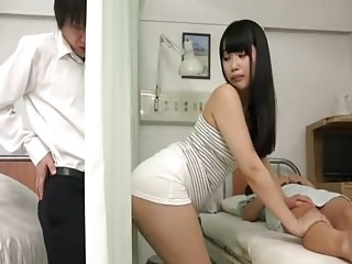 Japanese have sexual intercourse in hospital