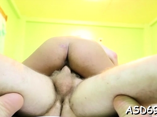 Bitchy thai pet gets her pussy penetrated unfathomable