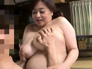 German BBW Fat Granny Fucked