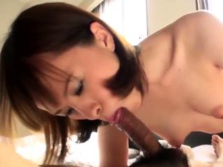 Flimsy Japanese Asian Women Has Sex