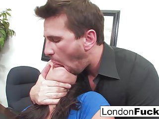London Gets Bent Jilt and Office Fucked