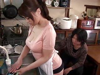 Beautiful Japanese MILF REIKO