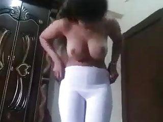 muslim girl homemade nude self