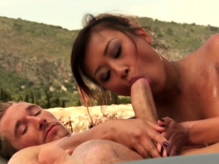 MILF Relaxes Using Oriental Techniques Be useful to Love