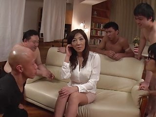 Japanese ganbang - Retiring mature