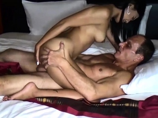 Real Thailand complain chick gives her full nasty service