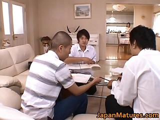 Miki Sato unmitigated asian mother part2