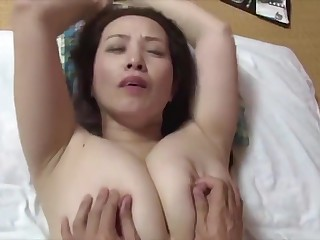 japanese horny big boobs step mammy