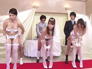 5 - Japanese Stepmom And Lass Wedding Divertissement