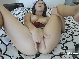 Daisy Haze in Masturbation Movie - AtkPetites