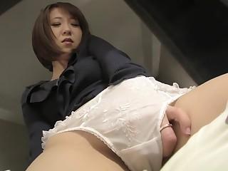Hottest Japanese girl on every side Exotic Masturbation, Amateur JAV video