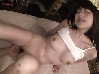 Exotic Japanese chick in Horny Teens, Amateur JAV movie