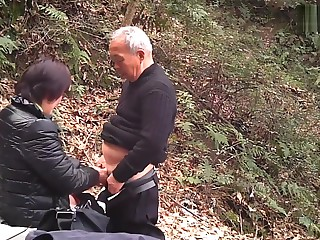 Chinese Daddy Forest 36