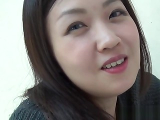Asian adolescence pee in toilet