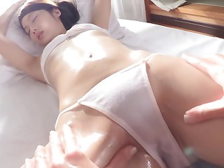Asian Massage Beautie Sensual Massage In the air Client
