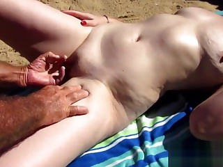 Adult wife jerking off cock on make an issue of top of make an issue of coast