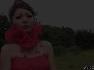 Japanese model, Sakurako eats brand-new cum, uncensored