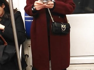 Candid adult Chinese