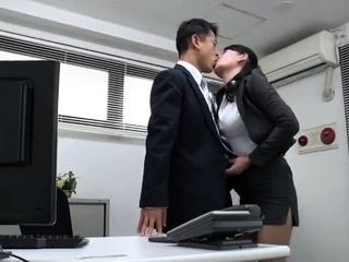 Lovely Asian public blowjob here