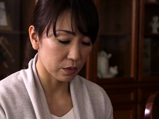 Asian Milf Fucked Over House Brother-In-Law