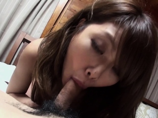 Sexy Asian gets her hairy cunt creamed