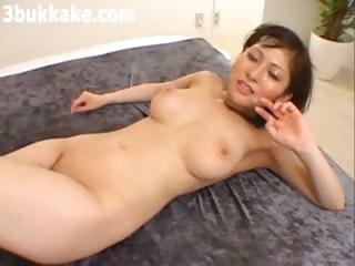 Japanese Bukkake Cumshot Facials Compilation 50301