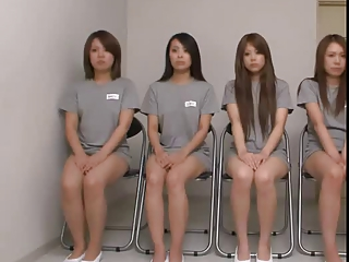 Japanese Secret Women's Prison loyalty 3 Anal Torture
